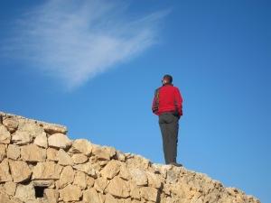 Kerak Castle, Jordan (Photo R Brennen)